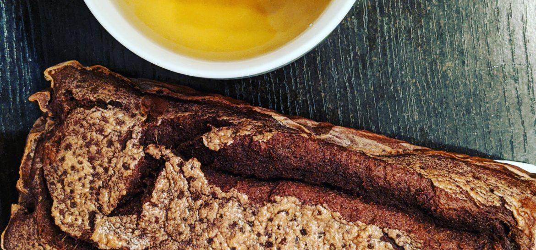 Plumcake proteico senza zucchero senza latte