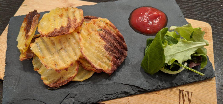 Ricetta fit Patatine rustiche al forno con paprika