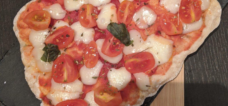 Ricetta Fit Pizzetta in padella con poca farina