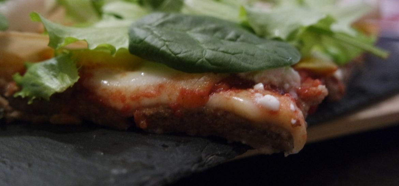 Ricetta fit pizza al grano saraceno