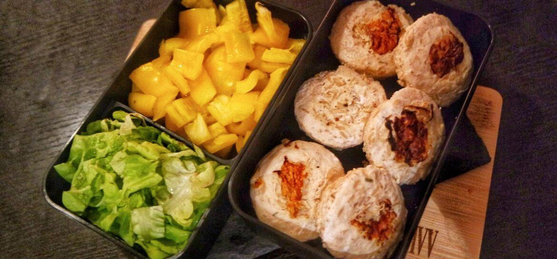 Ricetta fit tortino di riso e pollo