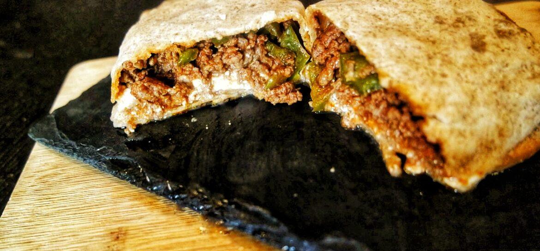 Ricetta fit per burrito proteico piccante low fat