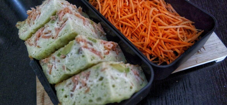 Ricetta fit ciccio sushi pancake con salmone e avocado