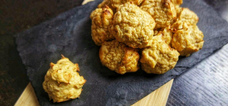 Ricetta fit crocchette di patate con pollo e pomodorini secchi solo 17 kcal