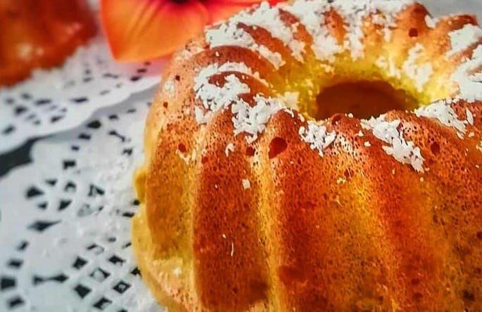 Ricetta fit mini ciambellone alla zucca e arancia senza zucchero